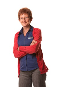 Linda Hannam, Health & Safety Manager