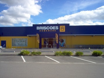 Briscoes, Dixon Street, Masterton