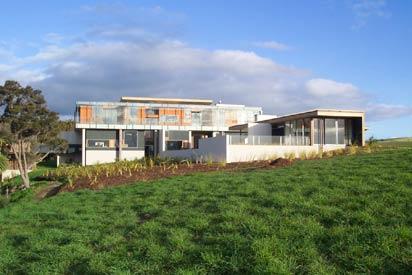 Ponatahi Residence, Wairarapa