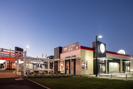 Burger King Masterton